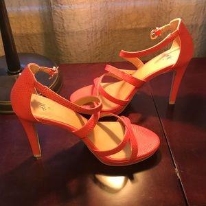 Hnm Coral fancy heels 39
